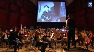 Ciné-concert Charlie Chaplin pour l'Orchestre philharmonique de Strasbourg  (Culturebox)
