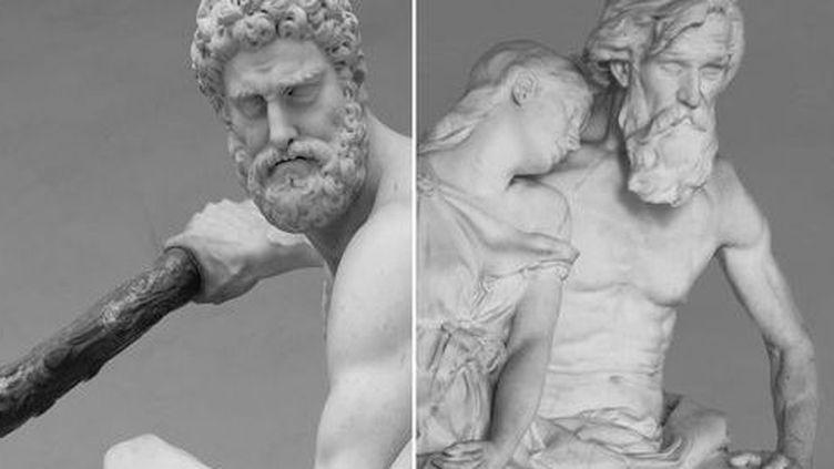 Hercule et Oedipe  (DR)