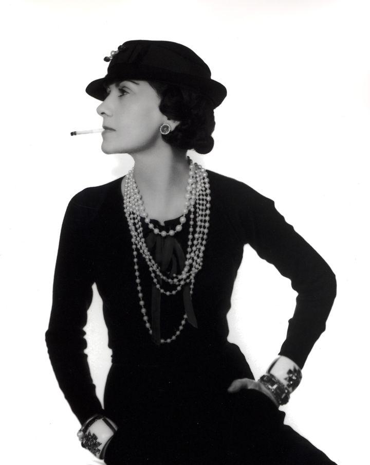 Coco Chanel : portrait de Man Ray, 1935  (Man Ray)