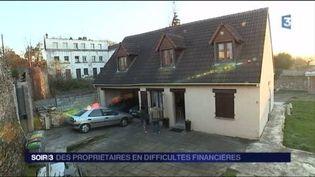Certains propriétaires sont en difficulté financière. (FRANCE 3)