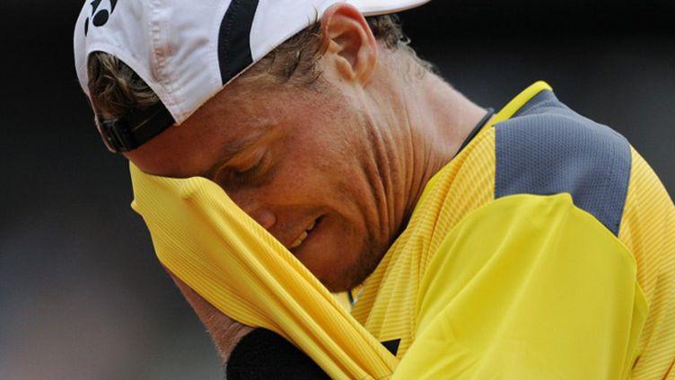 Lleyton Hewitt (06/06/2010) (BORIS HORVAT / AFP)