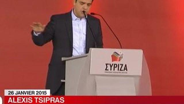 Alexis Tsipras : les urnes comme meilleures alliées