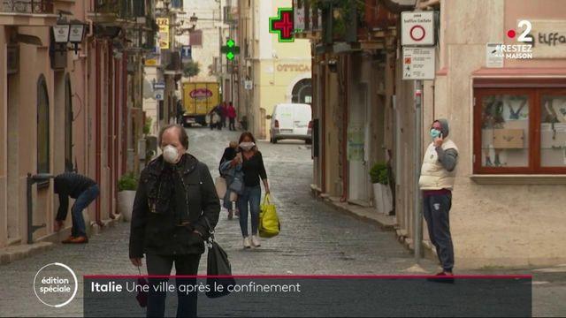 Italie : plusieurs villes reprennent vie