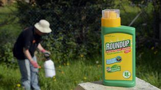 Le glyphosate représente un quart du marché mondial des herbicides, et entre notamment dans la composition du Roundupde Monsanto. (MAXPPP)
