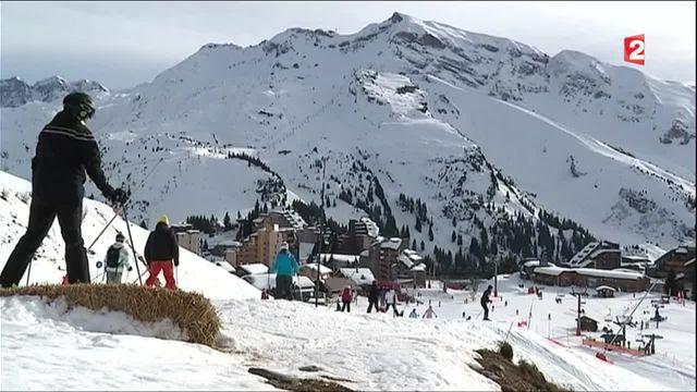 Montagne : les stations de ski françaises ciblent la clientèle étrangère
