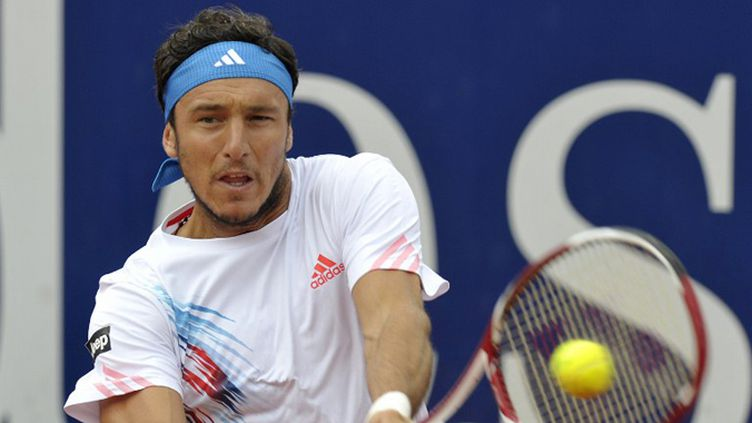 Juan Monaco (THOMAS KIENZLE / AFP)