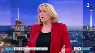 Danielle Simonnet, conseillère de ParisLa France insoumise (France 3)