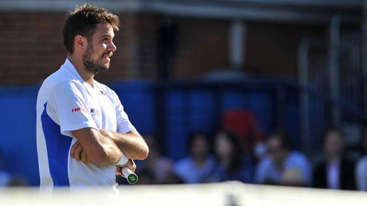 Le Suisse Stanislas Wawrinka pourrait manquer le grand rendez-vous sur gazon, le tournoi de Wimbledon