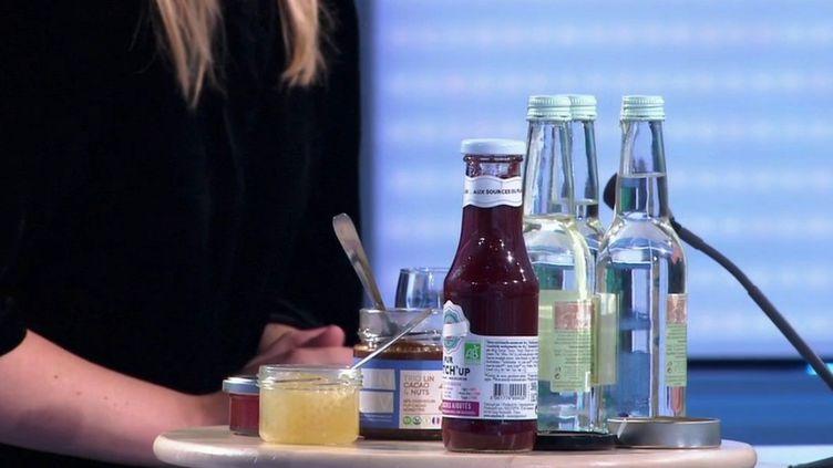 Alimentation : à la découverte de produits aux saveurs inédites (FRANCE 2)