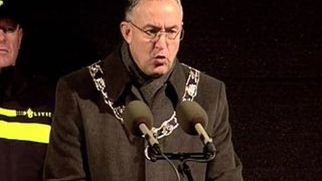 Ahmed Aboutaleb, seul maire musulman d'une grande ville européenne