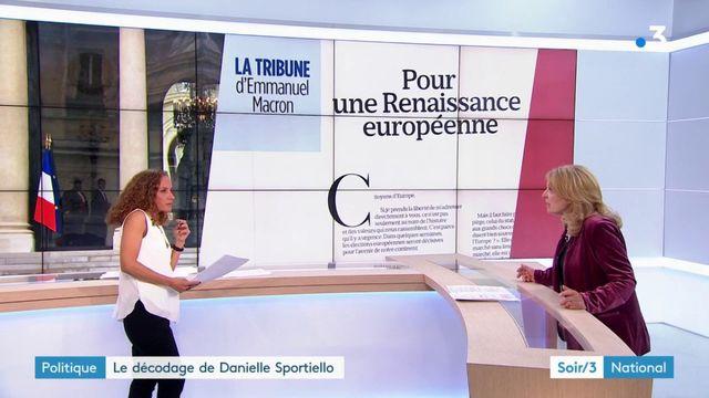 Elections européennes : la liste d'Emmanuel Macron en panne