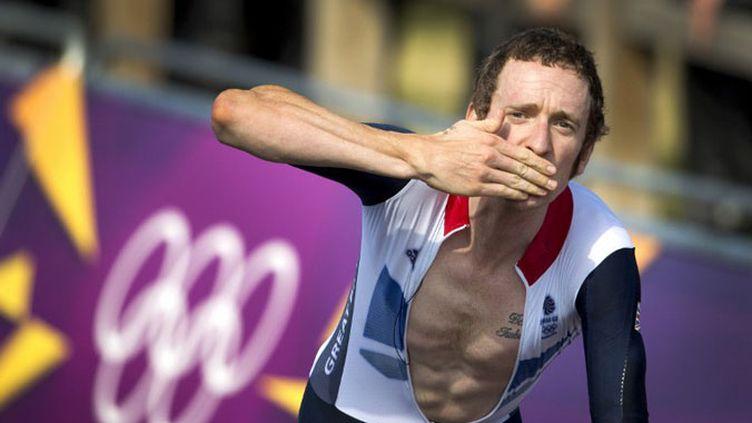 Braddley Wiggins champion olympique