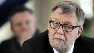 (Le juge Thiel s'est porté candidat sur la liste UDI-UMP de Laurent Hénart en mars dernier à quelques mois de la retraite. © PHOTOPQR/L''EST REPUBLICAIN)