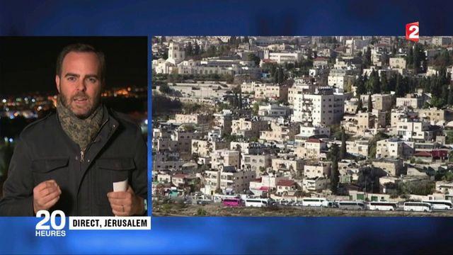Israël félicite la décision de Donald Trump