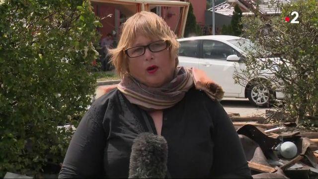 Tornade au Luxembourg : quelques blessés à déplorer