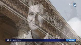 Simone Veil reposera auprès de son époux, aux côtés des grands hommes de la République, elle y rejoindra aussi quatre autres femmes. (FRANCE 3)
