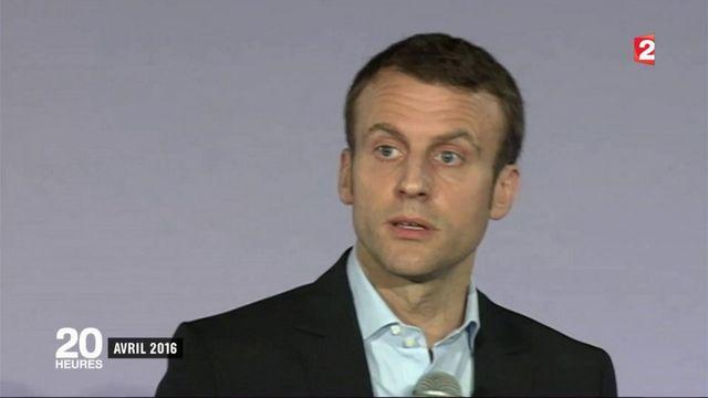 Emmanuel Macron : l'homme qui a osé