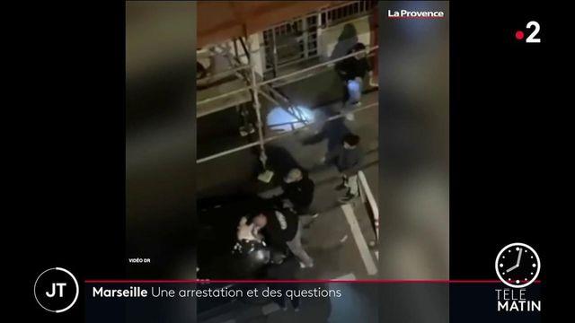 Marseille : l'IGPN ouvre une enquête après une intervention musclée de la BAC