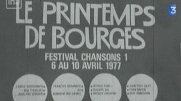 Printemps de Bourges 2011 : retour en images sur 34 ans de festival  (Culturebox)