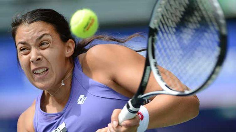 Marion Bartoli se hisse en huitièmes de finale après sa victoire sur Georges