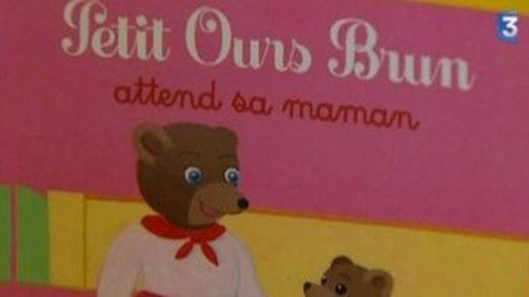 Rencontre avec Danièle Bour, illustratrice et créatrice de  Petit Ours Brun  (Culturebox)