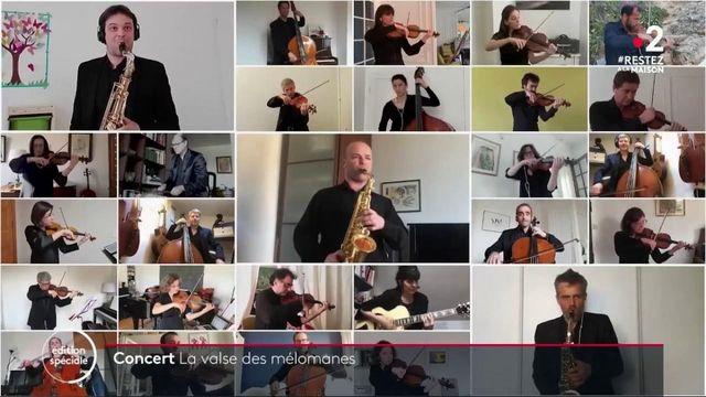 Concert : la valse des mélomanes
