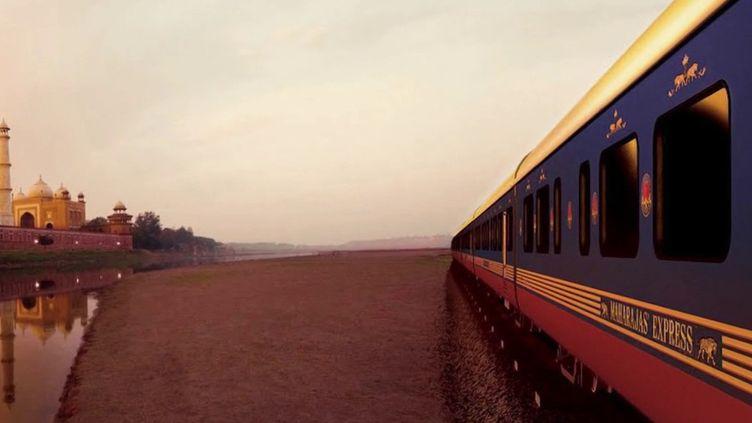 Cette semaine, France 2 vous fait embarquer dans le train des maharadjahs, pour un voyage en Inde.  (FRANCE 2)