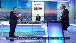 Jean-Claude Mailly (FO) (FRANCE 3)