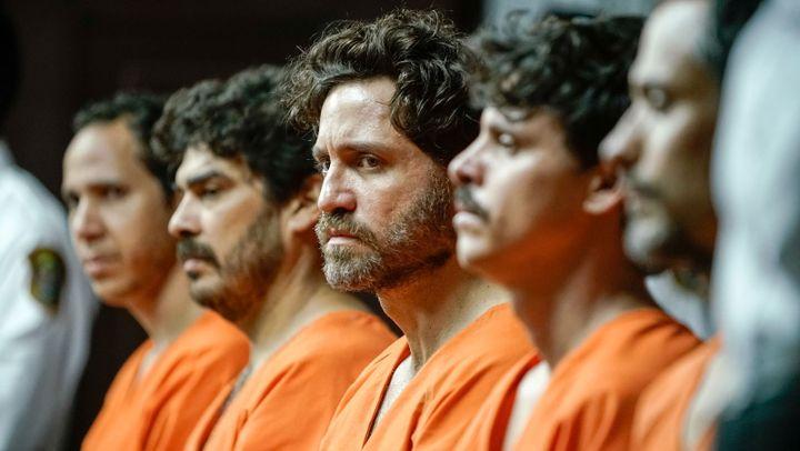 "Édgar Ramírez dans ""Cuban Network"" de Olivier Assayas. (RONIN NOVOA WONG / Memento Films Distribution)"