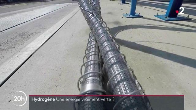 Hydrogène : une énergie vraiment verte ?
