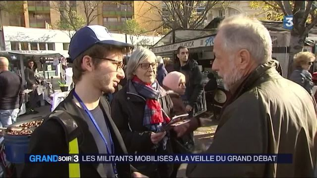 Primaire de la droite : les militants proactifs à la veille du débat