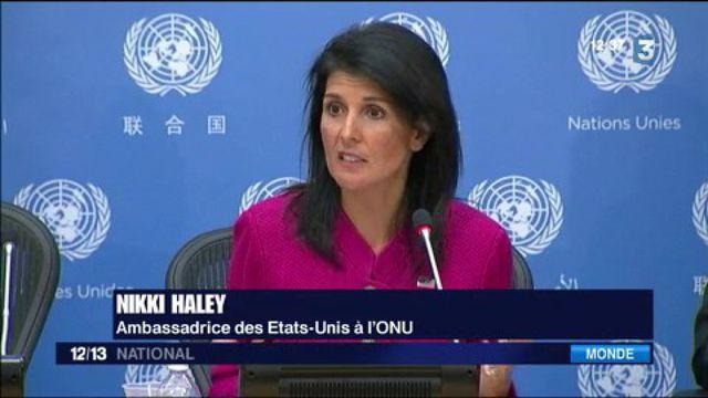Syrie : une réunion du conseil de sécurité suite à une attaque chimique
