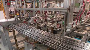 Industrie : des usines font la chasse au gaspillage (CAPTURE D'ÉCRAN FRANCE 3)