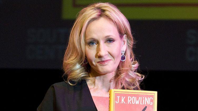 JK Rowling en septembre 2012 à Londres  (Ian West / PA WIRE / MAXPPP)