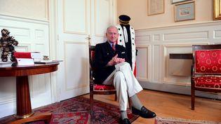 Éric de Montgolfier, à Bourges le 11 juin 2013 (ALAIN JOCARD / AFP)