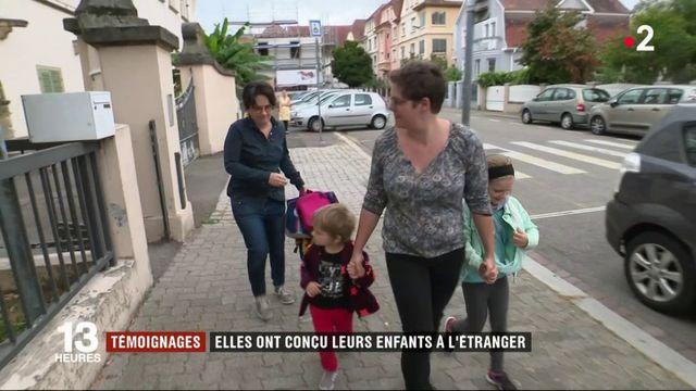 PMA : témoignage d'un couple de femmes ayant conçu leurs enfants à l'étranger