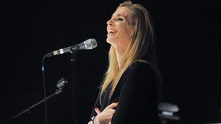 Barbara Carlotti en live  (AFP)