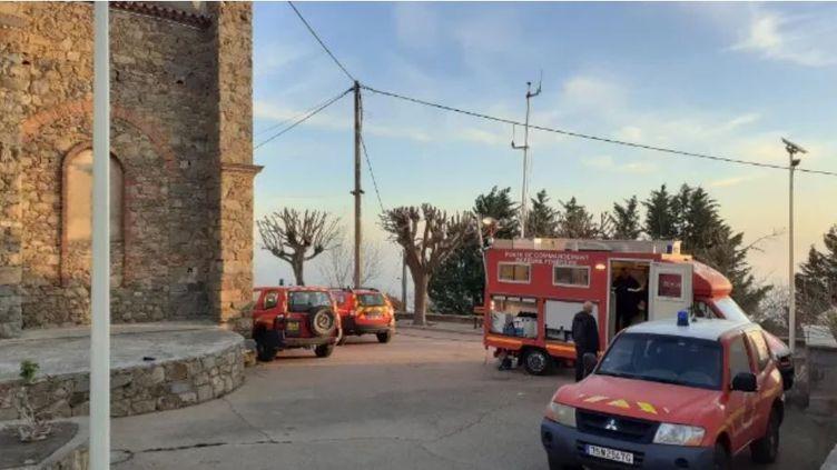 Les mesures de confinement ont été levées àSari-Solenzara. (JOSÉ TAFANI / RADIO FRANCE)