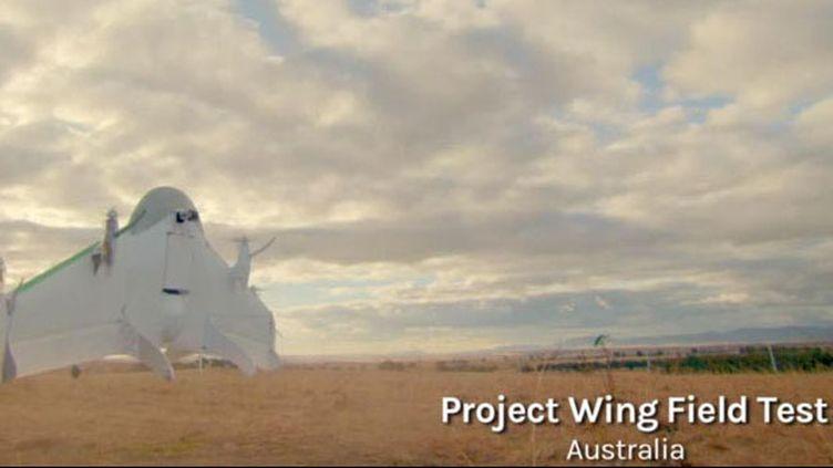 (Les drones Google Wing ont été testés en Australie. © Google)