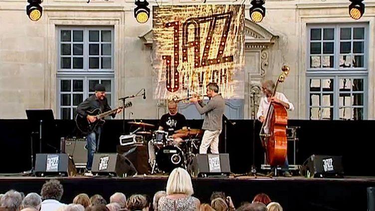 Paolo Fresu joue dans le cadre de Jazz à l'Evêché à Orléans  (France3/culturebox)
