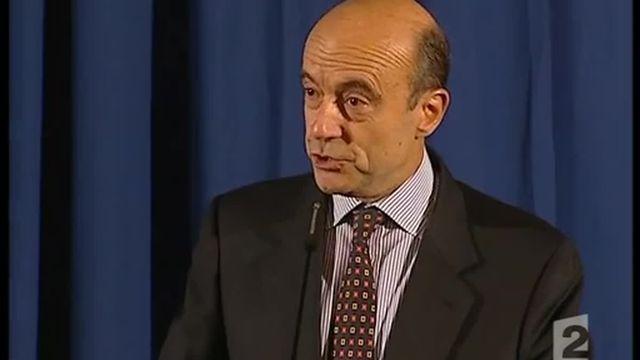 Alain Juppé quitte la mairie de Bordeaux après sa condamnation en 2004