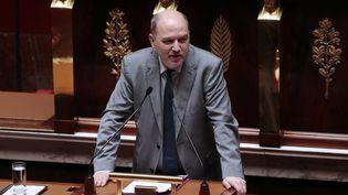 Denis Baupin, le 2 juillet 2013 à l'Assemblée nationale. (JACQUES DEMARTHON / AFP)