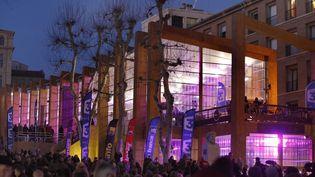 Le pavillon M à Marseille  (AVENTURIER PATRICK/SIPA)