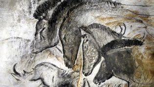 (La grotte Chauvet compte plus de mille dessins © Maxppp)