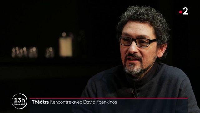 Théâtre : rencontre avec David Foenkinos