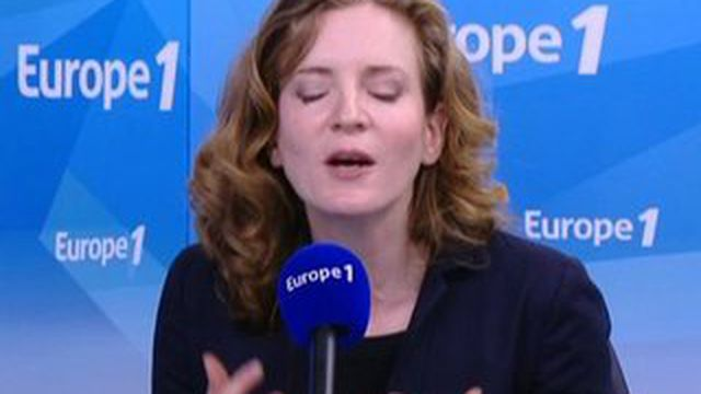 La numéro 2 du parti dirigé par Nicolas Sarkozy est revenu sur les infos de France Info selon lesquelles elle serait bientôt évincée de l'organigramme.