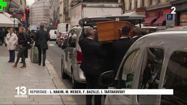 Stéphane Audran : l'adieu à une grande comédienne