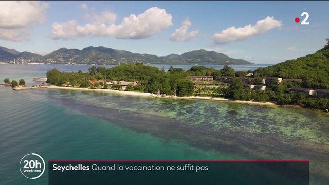 Covid-19:troisième vague aux Seychelles, le pays le plus vacciné au monde