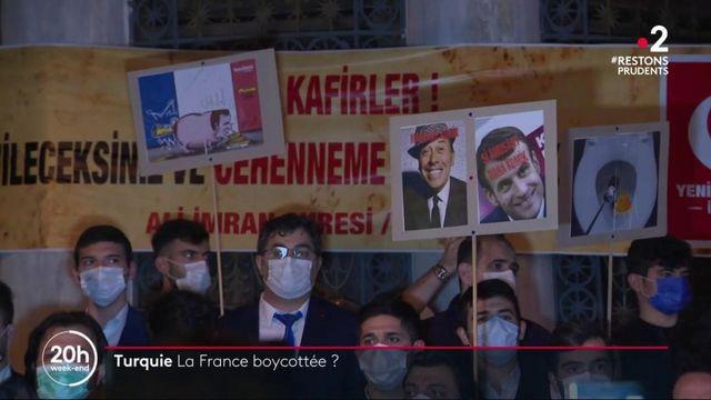 Turquie : le pays d'Erdoğan boycotte-t-il réellement la France ?