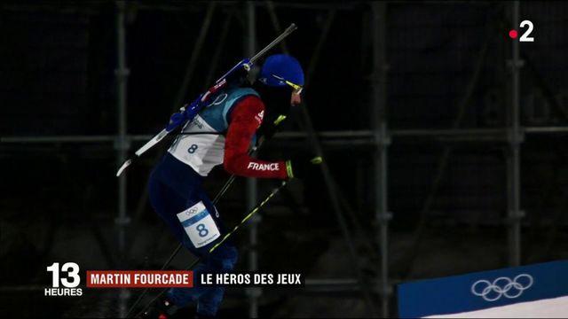 Martin Fourcade : le héros français des JO de Pyeongchang